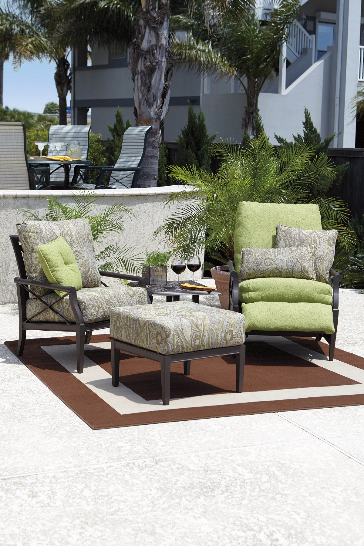 Andover Cushion Seating Collection Antonelli S Furniture