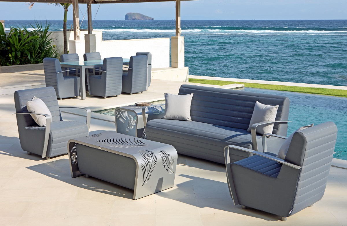 innovative outdoor living room melbourne allweather shelters | Skyline design All-Weather Wicker - Antonelli's Furniture ...