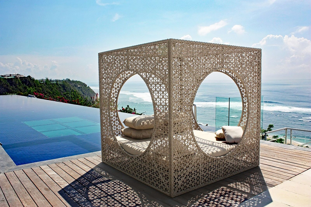 Skyline Design All Weather Wicker Manufactures And Designs Luxury Outdoor Furniture